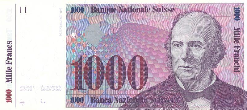 švicarski franak u euro